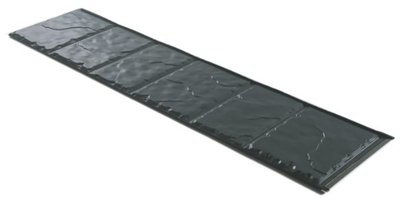 Arrowline Slate Product Alslt P001 Panel Side Angle