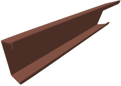 Cee Purlin Product Fce P001 Component Side Angle Red Oxide