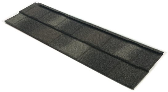 Decra Shingle Xd Product Dshngxd P001 Panel Side Angle