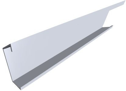 Eave Strut Product Fea P004 Component Side Angle Galvanized