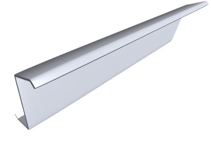 Zee Purlin Product Fze P004 Component Side Angle Galvanized