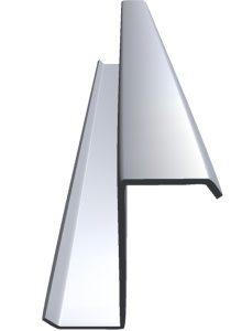 Zee Purlin Product Fze P006 Component Front Angle Galvanized