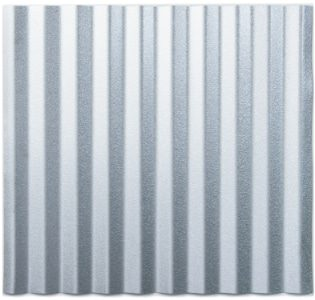 2 5 Corrugated Product C2 P002 Panel Overhead