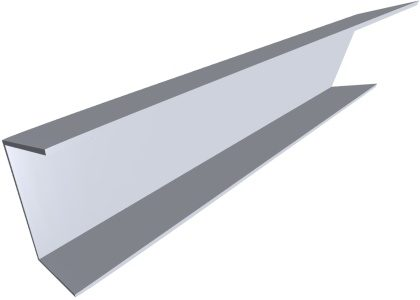 Channel Product Fch P004 Component Side Angle Galvanized