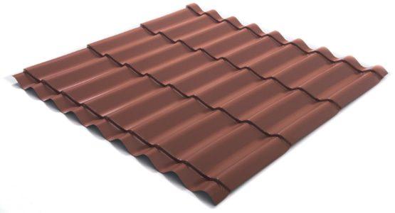Stile Spanish Tile Product Stile P001 Panel Side Angle