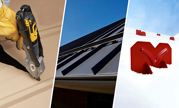 Metal Roof Tools and Accessories