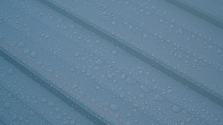 Cleaning Painted Metal Roofing